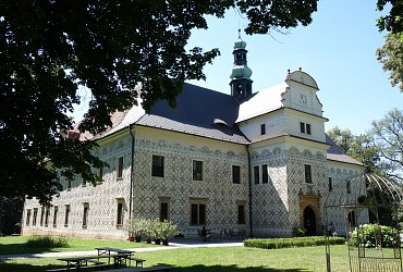 Rekonstrukce zámku Doudleby nad Orlicí