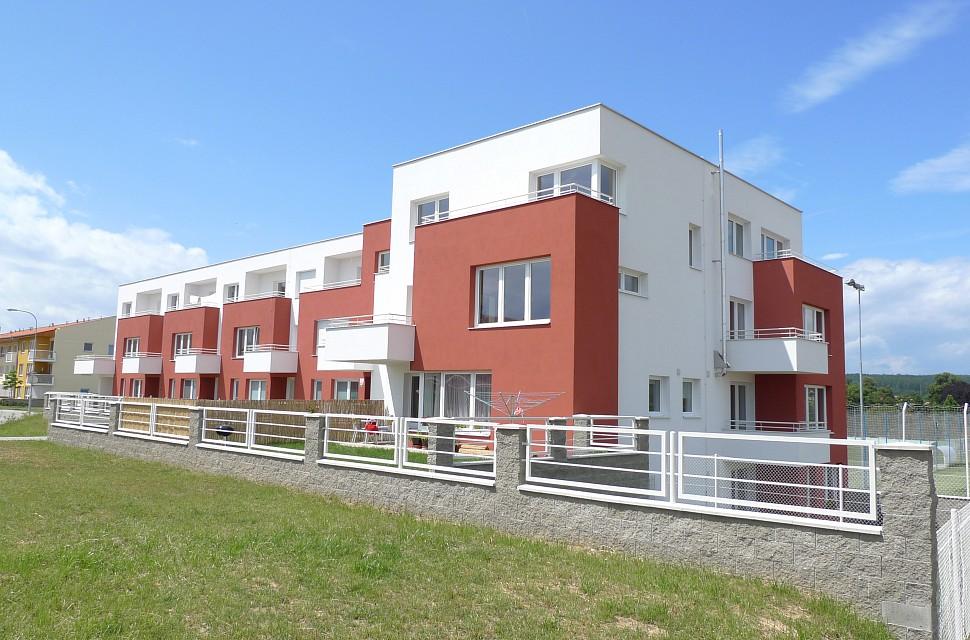Bytový dům Leskauerova