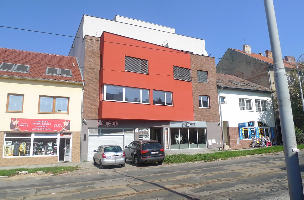 Bytový dům Horova