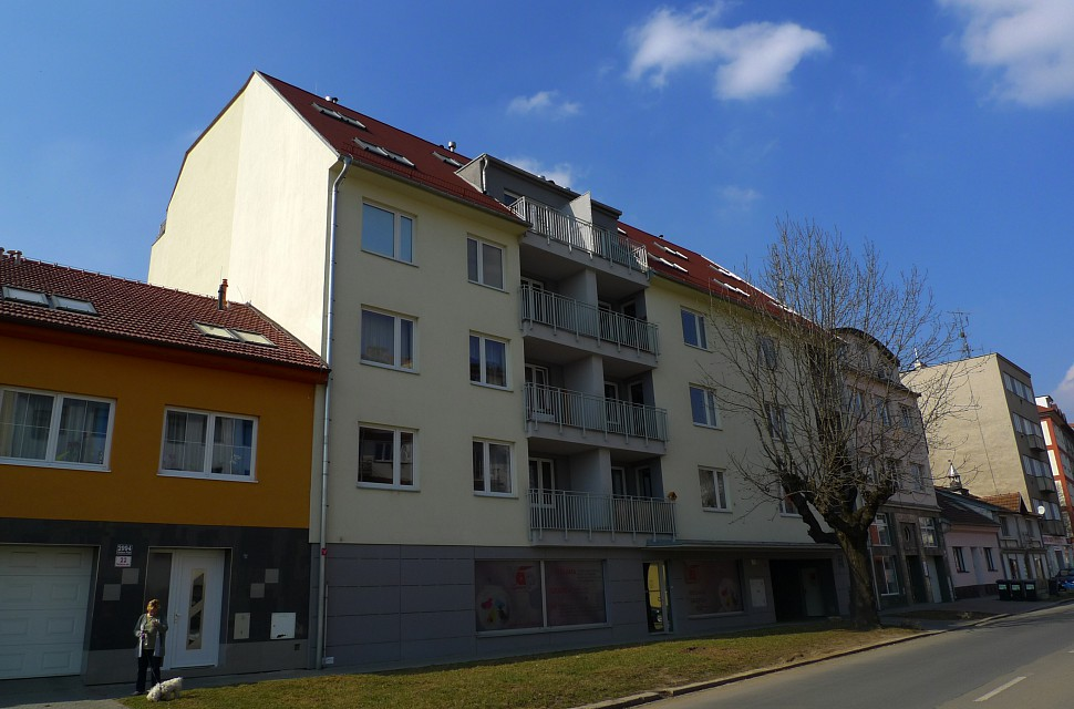 Bytový dům Rostislav