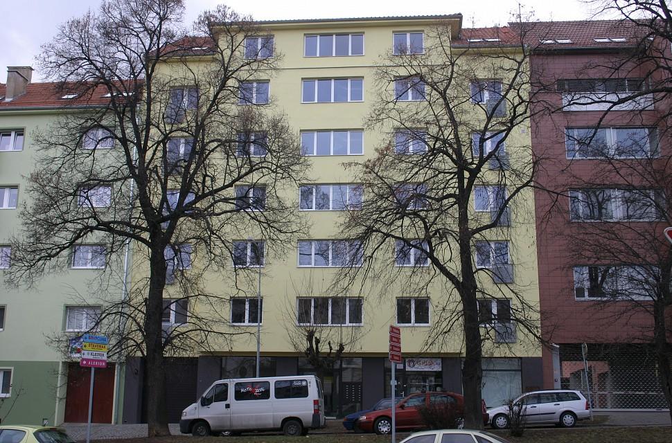 Bytový dům Mojmír