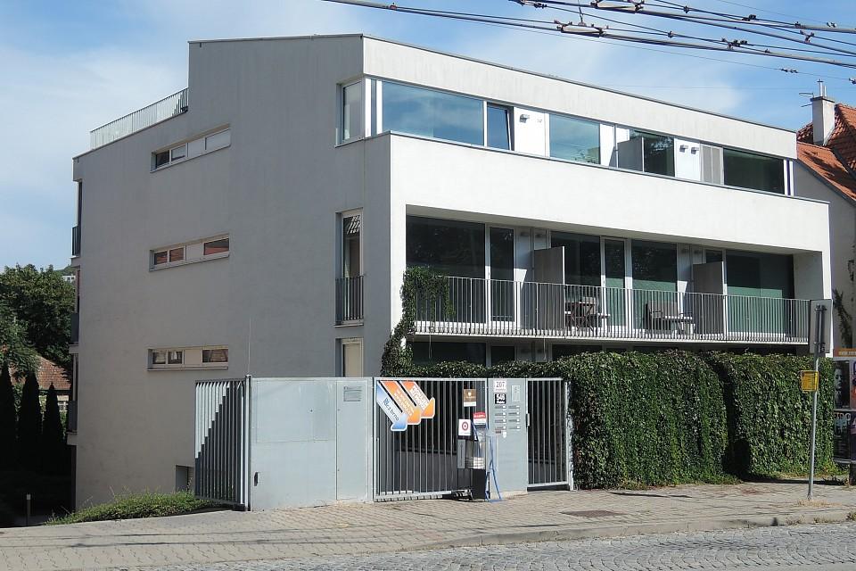 Bytový dům Veslařská