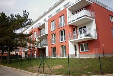 Bytový dům Ostopovice