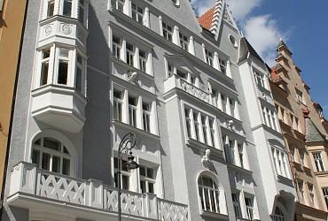 Úspěšný prodej nájemního domu v centru Brna na Jakubském náměstí.