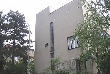 Prodej funkcionalistické vily v Brně v Masarykově čtvrti
