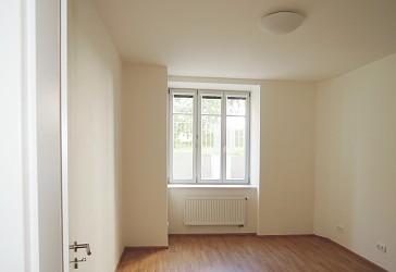 Prodej bytu 2+kk s terasou, Výstavní