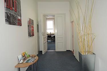 Pronájem kanceláří v centru Brna