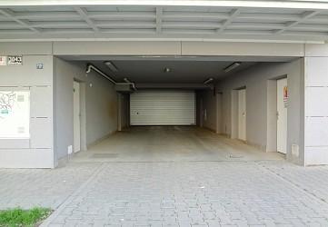 Pronájem parkovacího stání v Brně - Králově Poli