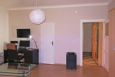 Prodej cihlového bytu 2+1 v Brně, k.ú. Veveří