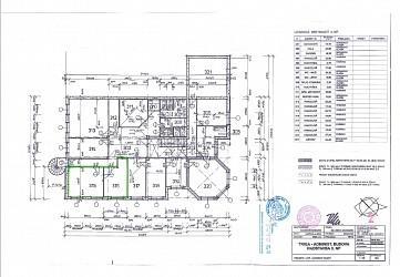 Pronájem dvou kanceláří 42 m2, Řečkovice