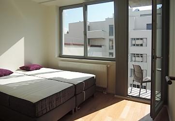 Pronájem zařízeného bytu 2+kk v centru Brna