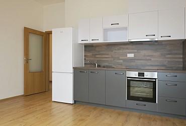 Pronájem novostavby bytu 2+kk v Řečkovicích