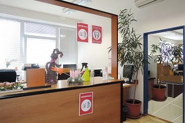 Pronájem kancelářských prostor u OC FUTURUM