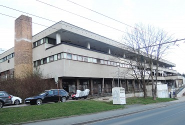 Prodej novostavby komerčních prostor 408 m2, Polyfunkční dům Letná.