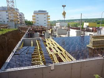 Prodej bytu 3+kk s terasou ve výstavbě v Brně - Bystrci