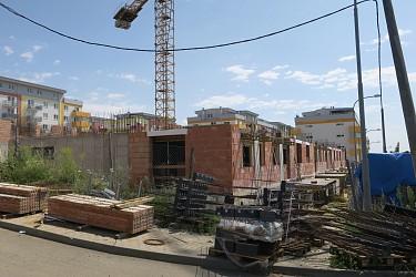 Prodej bytu 3+kk se dvěma balkony ve výstavbě v Brně Bystrci