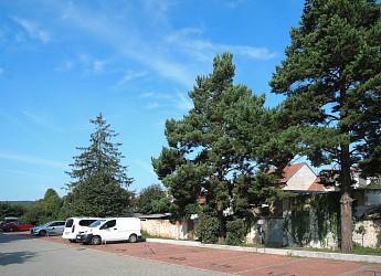 Pronájem bytu 2+kk s parkovacím stáním, Žebětín.