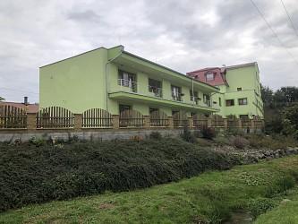 Dům sloužící jako domov pro seniory