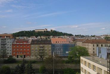 Brno je zlatá loď