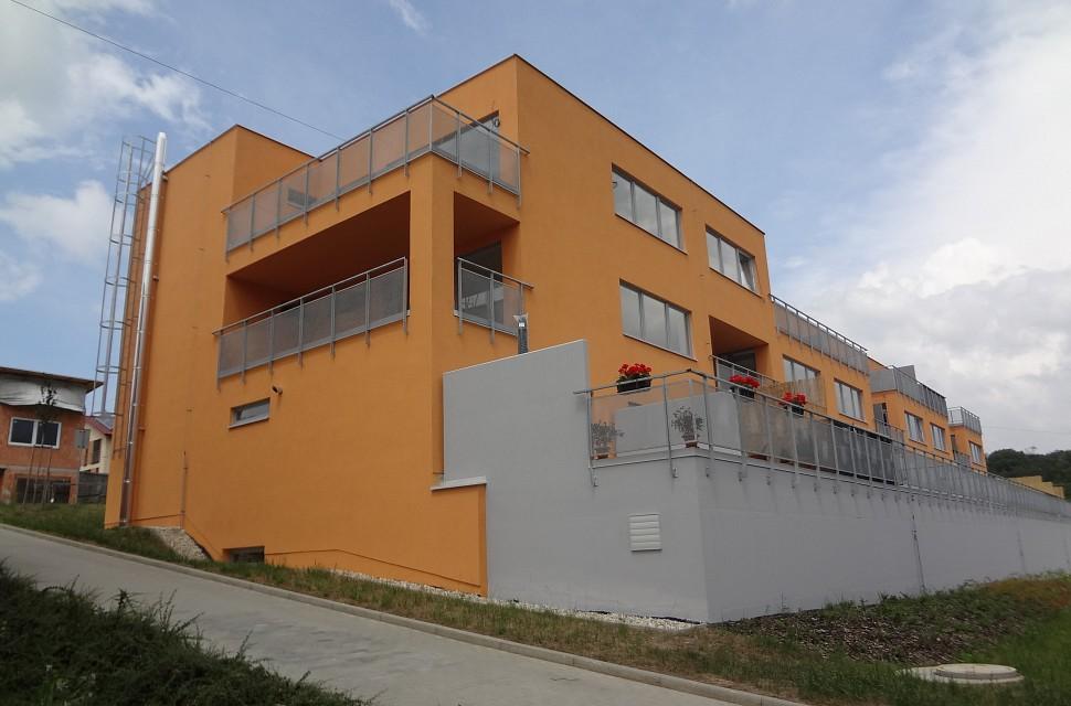 Bytový dům Obřany