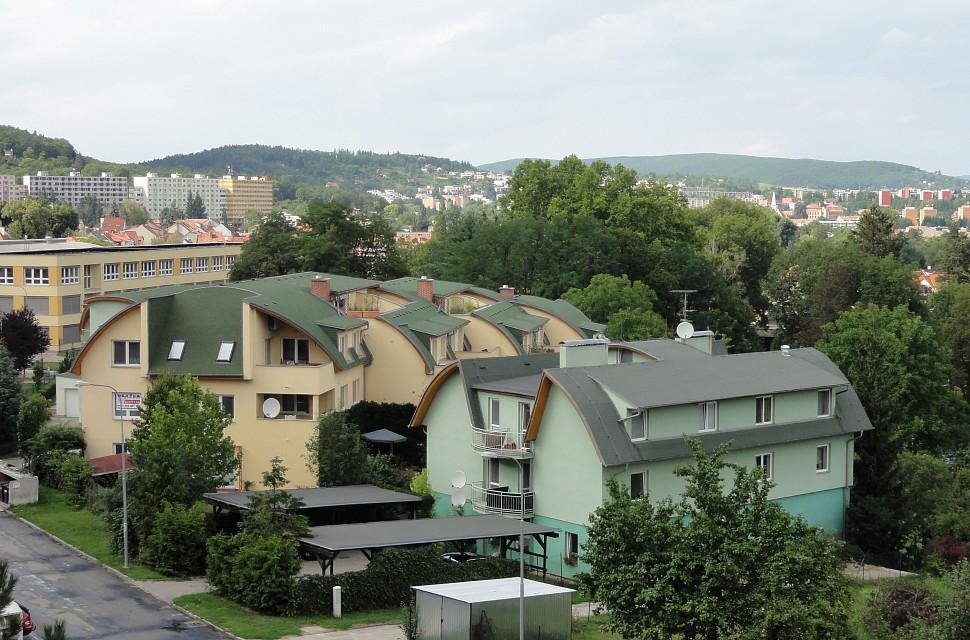 Bytové domy Jasanová