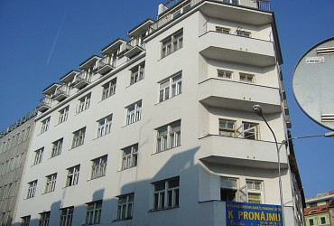 Prodej nájemního domu poblíž centra Brna
