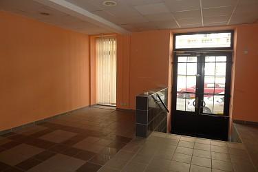 Obchodní prostory v blízkosti centra Brna