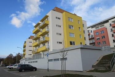 Prodej novostavby bytu 2+kk v Brně - Bystrci