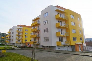 Výstavba bytu 3+kk v Brně - Bystrci