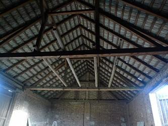 Pronájem stodoly v Ořechově