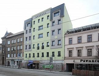 Obchodní prostor 23,8m2 na ulici Lidická Brno