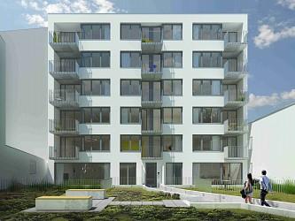 Prodej novostavby bytu 3+kk, ulice Mlýnská