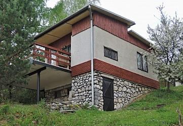 Prodej chaty v Březině u Tišnova