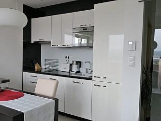 Prodej dokončené novostavby bytu 2+kk v Bystrci