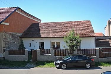 Rodinný dům v Čebíně
