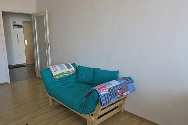Prodej bytu 2+kk s balkonem v Brně-Králově Poli, možnost garáže