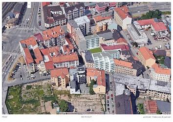 Prodej novostavby ateliéru 1+kk, Mlýnská