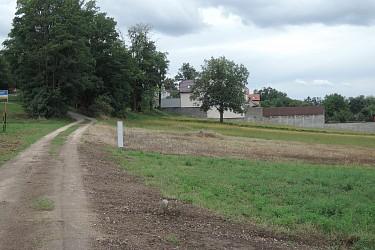 Pozemek pro RD v Rebešovicích