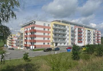 Prodej bytu 3+kk ve výstavbě v Brně  - Bystrci