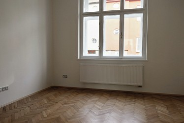 Byt 1+1 s balkonem Brno Kořenského