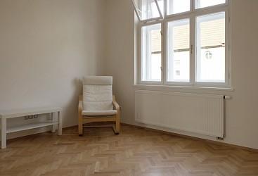 Byt 1+1 na ulici Kořenského Řečkovice